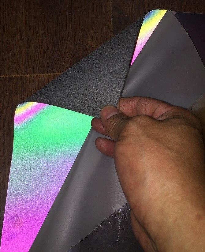 efeito reflexivo da noite do arco iris 01