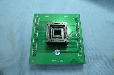DHL/EMS Xeltek PLCC52 S415T Adaptateur-G2