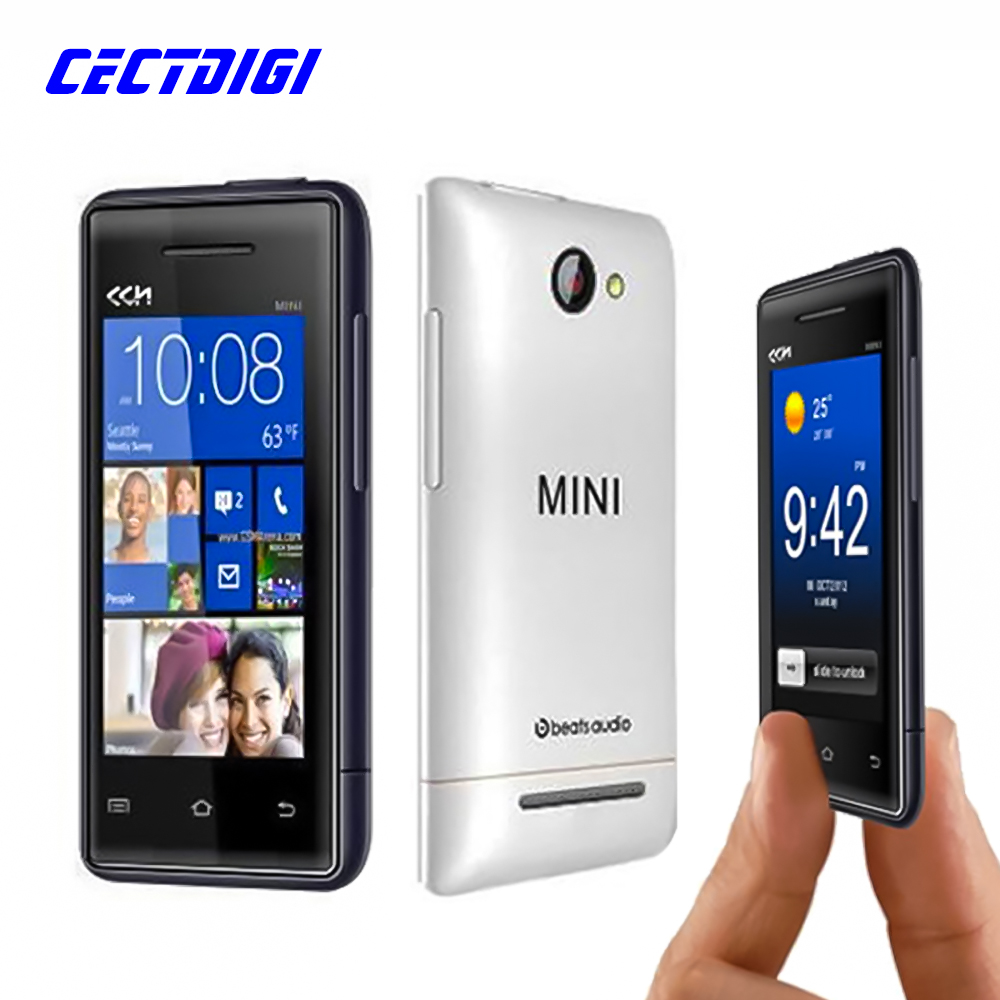 Phone Touch Android Phones smart touch phones promotion shop for promotional 2015 mini ultra thin screen mobile phone smallest android 520 smaller than credit card pocket bluetooth