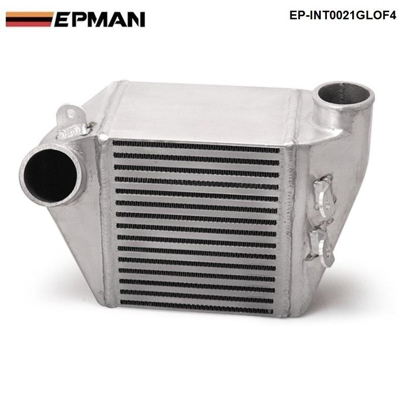 Pour VW JETTA GOLF 1.8 T MK4 boulon sur aluminium montage latéral INTERCOOLER 1.8L TURBO CHARGE Tansky EP-INT0021GLOF4