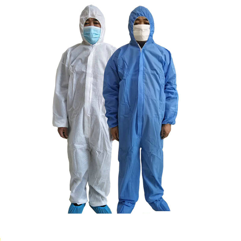 GEEAIR Disposable SMS Thick Dustproof Overalls Spray Paint Isolation Clothing Non-woven Protective clothes one-piece setsGEEAIR Disposable SMS Thick Dustproof Overalls Spray Paint Isolation Clothing Non-woven Protective clothes one-piece sets