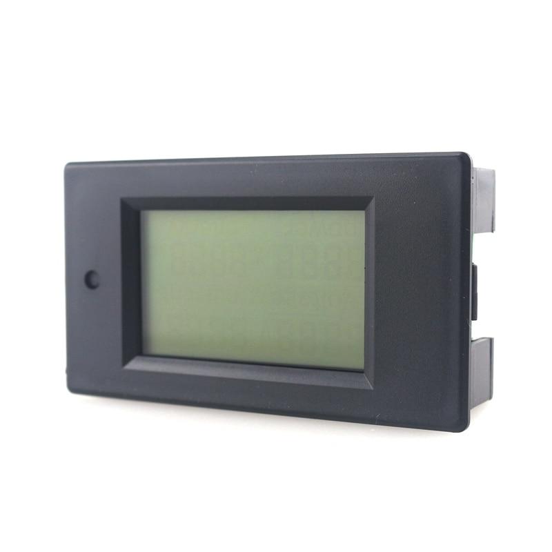 DC 6,5 ~ 100V 0 ~ 20A digitální LCD volt AMP voltmetr ampérmetr - Měřicí přístroje - Fotografie 5