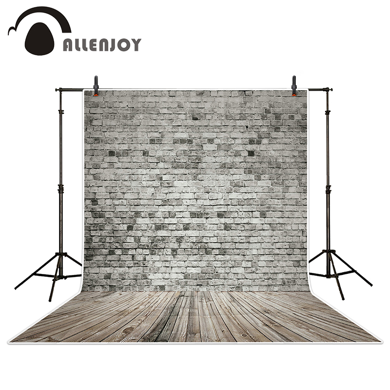 Allenjoy photography backdrops Gray brick background wood brick wall backgrounds for photo studio allenjoy photography backdrops neat wooden structure wooden wall wood brick wall backgrounds for photo studio
