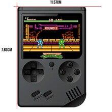 Coolboy Mini 2 портативная игровая консоль эмулятор встроенные 168 игры видеоигры портативная консоль Ретро игра