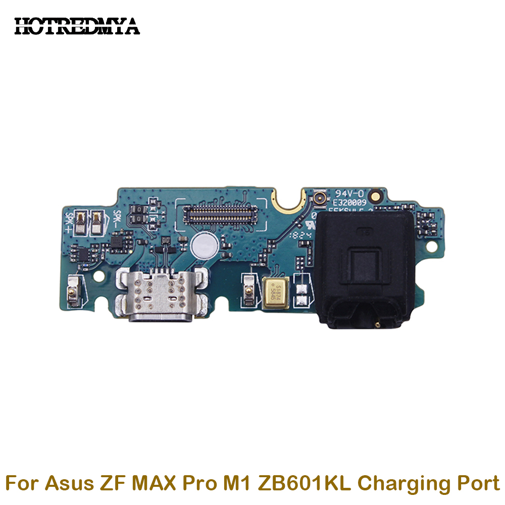 For ASUS ZenFone Max Pro M1 ZB601KL ZB602KL Micro Charging Port USB Connector Board Dock Charger FLex Cable