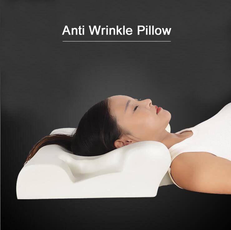 Lavável Caso De Bambu Travesseiro Para Dormir, Premium Anti Rugas Livre Pillow, Elastic New Refrigeração Travesseiro Do Hotel