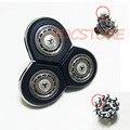 Cabeças barbeador substituição para Philips RQ12 RQ1250 RQ1260 RQ1280 RQ1290 RQ1250CC RQ1260CC RQ1280CC RQ1050 RQ1060 Frete Grátis