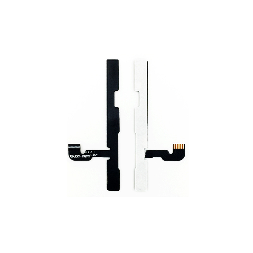 New Power On/off & Volume Up/down Buttons Flex Cable Replacement For Xiaomi Redmi Note 2 Phone