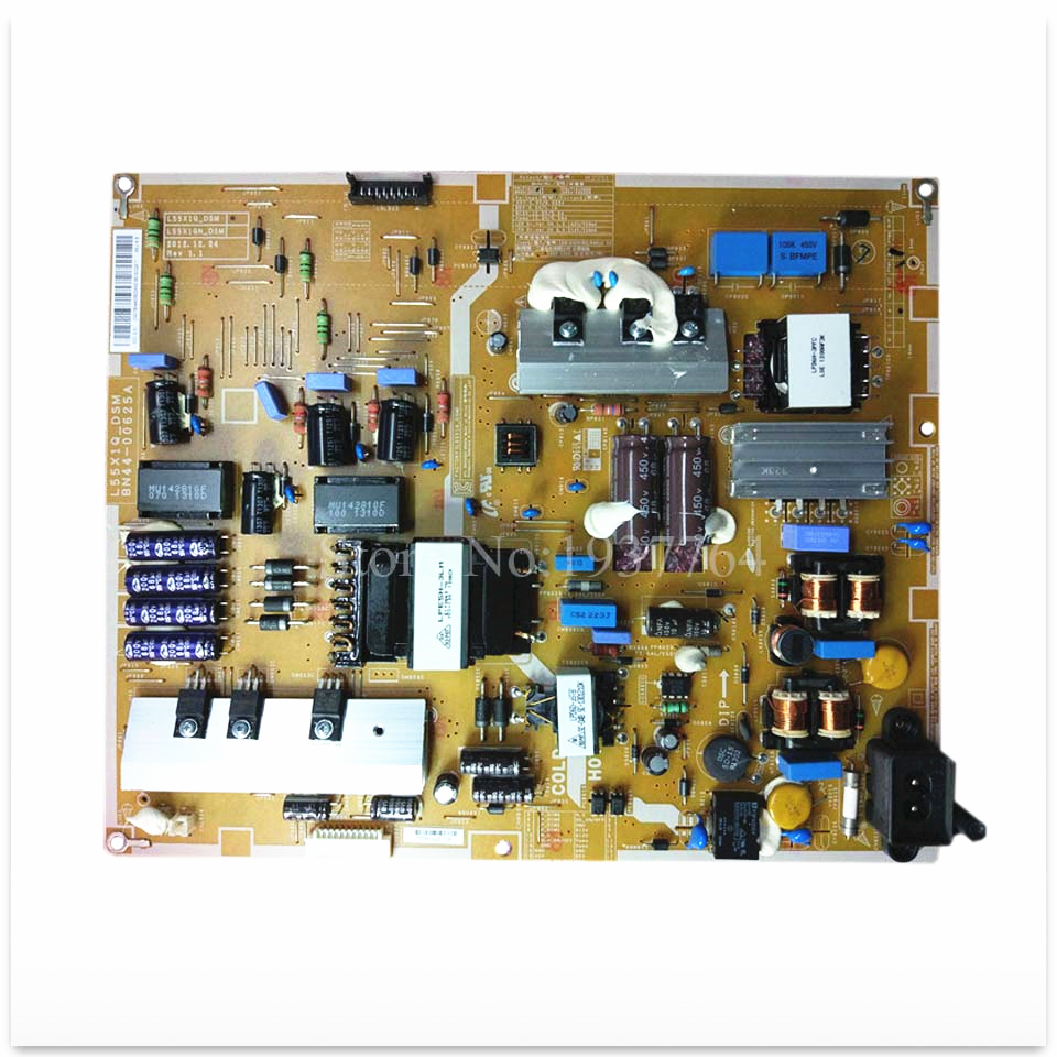 все цены на Original UA55F6400AJ L55X1QV_DSM power supply board BN44-00625C BN44-00625A BN44-00625B онлайн