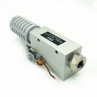 SCV 25CK 3/8'' Vacuum Ejector With Micro Switch Vacuum Generator Valve Pneumatic Parts Vacuum Generator