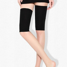 CHENYE 2019 Body Shapers Slimming Sauna Arm Trimmers Plus Size Leg Sleeves Women's Neoprene Thermal Thigh Trimmers DropShipping цены онлайн
