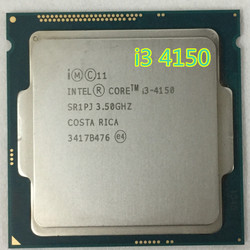 Intel Core Processor I3 4150 I3-4150 LGA1150  i3 4150   Dual-Core  properly Desktop Processor can work