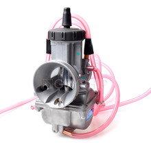 Motorcycle Carburetor Carburador For Keihin Mikuni Koso For ATV Suzuki Yamaha Honda Power Jet Universal 28mm 30mm 32mm 34mm PWK