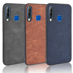 Soft TPU Phone case and Sheep PU Leather Cover For Infinix S4/X626/Smart 3 plus/X627/Smart 2 HD/X609/Hot 7/X624/Hot 7 Pro/X625