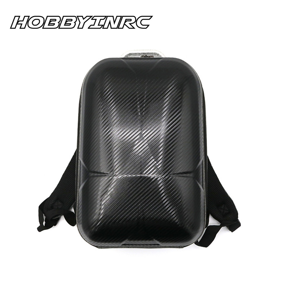 HOBBYINRC Waterproof HardShell Backpack  Case bag  sticker Battery Charger Storage Bag for DJI Mavic Pro Accessories carrying case for dji mavic pro accessories abs waterproof weatherproof hard military spec bags for dji mavic pro drone bag