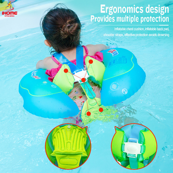 Swimming Ring Inflatable Floating Baby/Kids Swimming Pool Accessories Circle Bathing Inflatable Double Raft Rings Dropshipping baby swimming float ring inflatable infant floating kids swimming pool accessories circle bathing inflatable double raft rings