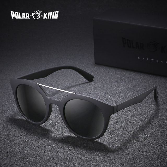 POLARKING 319 Double Bridge Polarized Sunglasses
