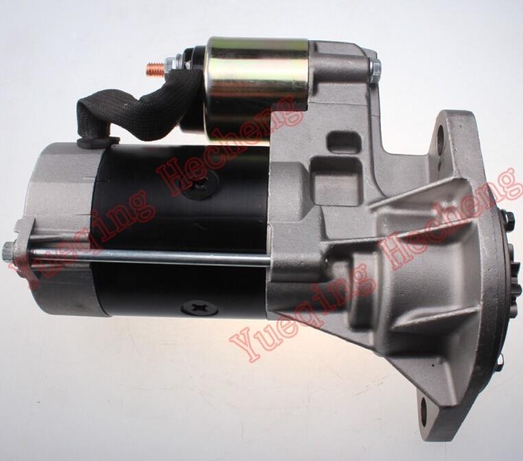 Starter motor for 2.2L trailer SB SMX Super 45-1993 team up starter sb