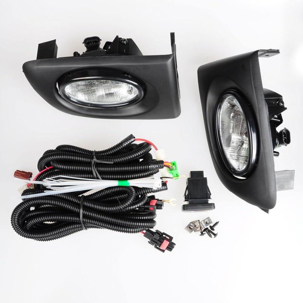 2 x 12V 55W H11 Fog Light Lamps For HONDA CIVIC 01-02 2001 2002 [QP262]2 x 12V 55W H11 Fog Light Lamps For HONDA CIVIC 01-02 2001 2002 [QP262]