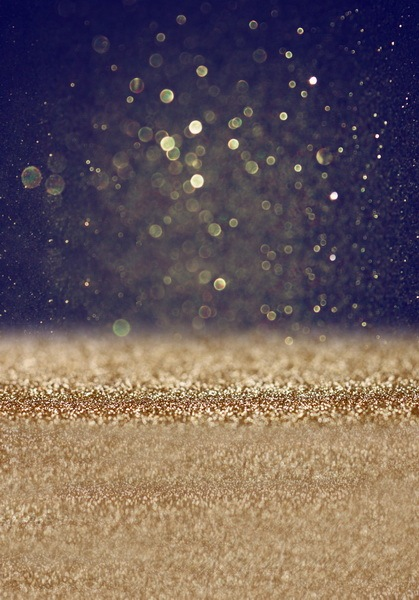 Custom Vinyl Cloth Fantasy Glitter Bokeh Photography