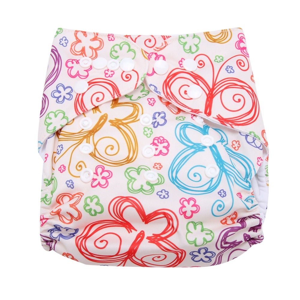 Cute Waterproof Swim Diapers Pool Pants Unisex Adjustable Baby Swim Diaper Pant One Size Breathable Cover Suit for Babies | Happy Baby Mama
