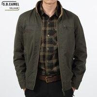 New 2017 Autumn Men S Denim Jackets Windbreaker Fashion Black Jeans Jacket Coat Men Baseball Collar