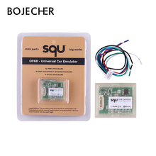 10pcs/lot SQU OF68 Universal Car Emulator support IMMO/Seat accupancy sensor/Tacho Programs Free Shipping