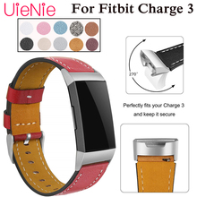 mens watches womens bracelet For Fitbit Charge 3 frontier/classic strap smart watch wristband accessories