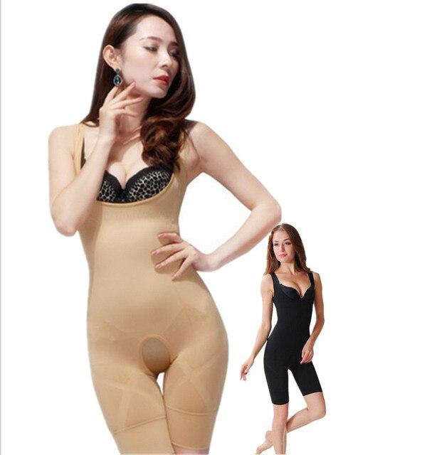 Frauen Sexy Korsettformer Magische Abnehmen Body Gebaude Unterwasche Damen Shapewear Abnehmen Anzuge Hosen Beine Korperformung