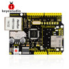 Free Shipping Ethernet W5100 Network Shield Board With SD Card Expansion For Arduino