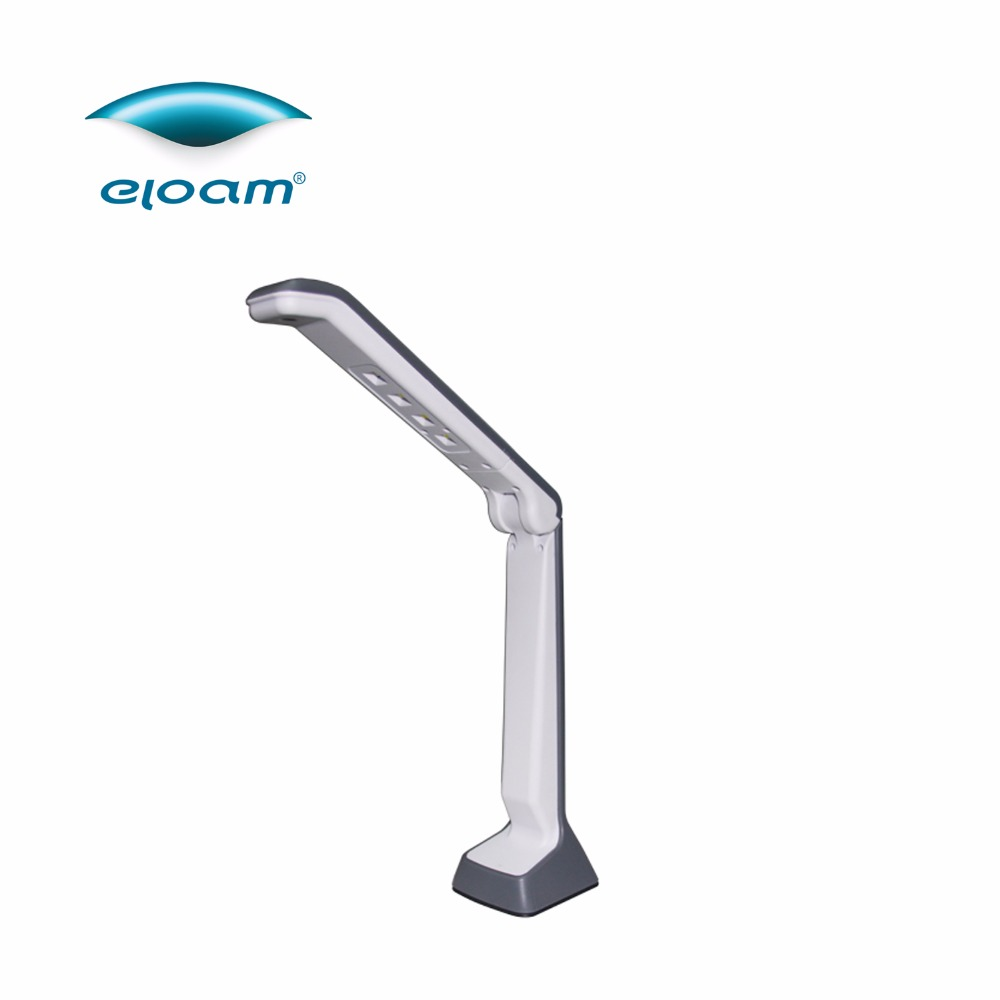 Eloam Ultra-portable Perfect For Mobile Office 3.0 MP USB A4 Portable Document Camera S300P
