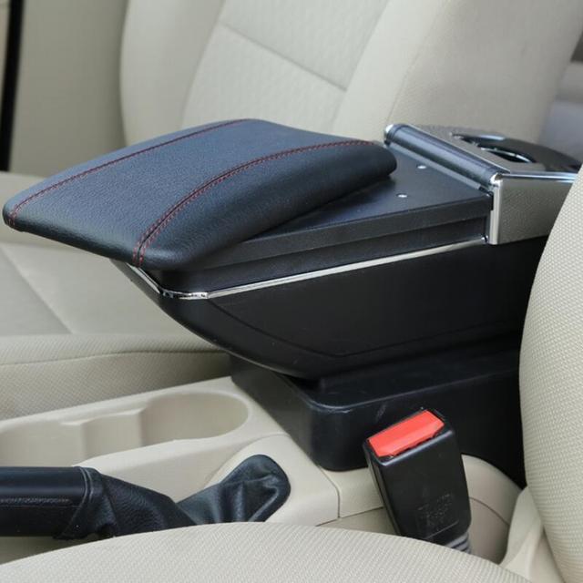 Para Chevrolet Cruze caja del contenido del Almacén con portavasos cuadro apoyabrazos central cenicero accesorios