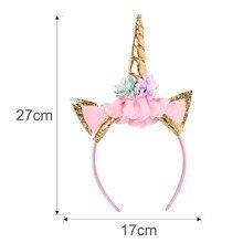FENGRISE Baby Unicorn Headband