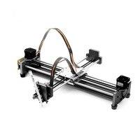모든 금속 drawbot 펜 그리기 기계 레터링 로봇 키트 a3 diy 스마트 필기 기계 쓰기 로봇 완구
