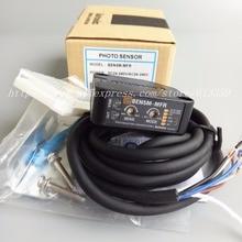 Автоматический фотоэлектрический выключатель с датчиком обнаружения, 5 метров, релейный выход, 100% новый, высокое качество, AC/DC
