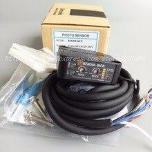 BEN5M MFR ac/dc autonics retroreflective interruptor fotoelétrico sensor de detecção 5 metros saída relé 100% nova alta qualidade