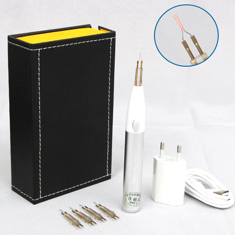 Eyelid Tools Ophthalmic New Fast Charging Type Electric Coagulation Pen Hemostat For Cosmetic Plastic Surgery Superficial Stop