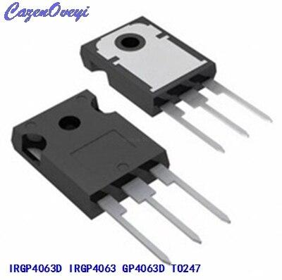 10pcs/lot IRGP4063DPBF IRGP4063D IRGP4063 GP4063D IGBT 600V 96A 330W TO247 In Stock