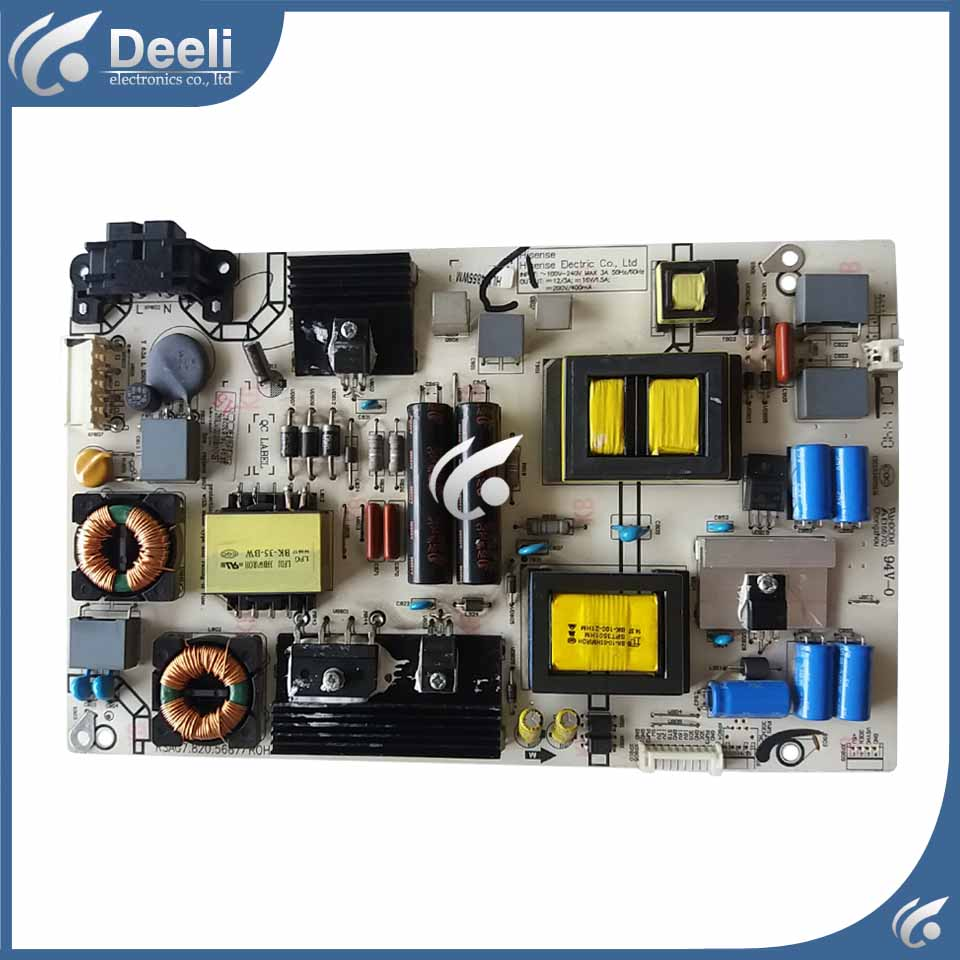 95% new original for power Board RSAG7.820.5687 RSAG7.820.5687/ROH HLL-4856WA used board good working 95% new power supply board led55k370 rsag7 820 5687 roh hll 4856wa second hand