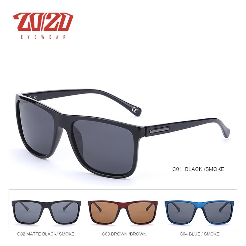20/20 Marca Gafas de sol polarizadas Hombres UV400 Clásico Masculino - Accesorios para la ropa - foto 2