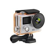 New Action Camera 100 Original HD 4K 30FPS WiFi 2 0 170D Underwater Waterproof Helmet Cam
