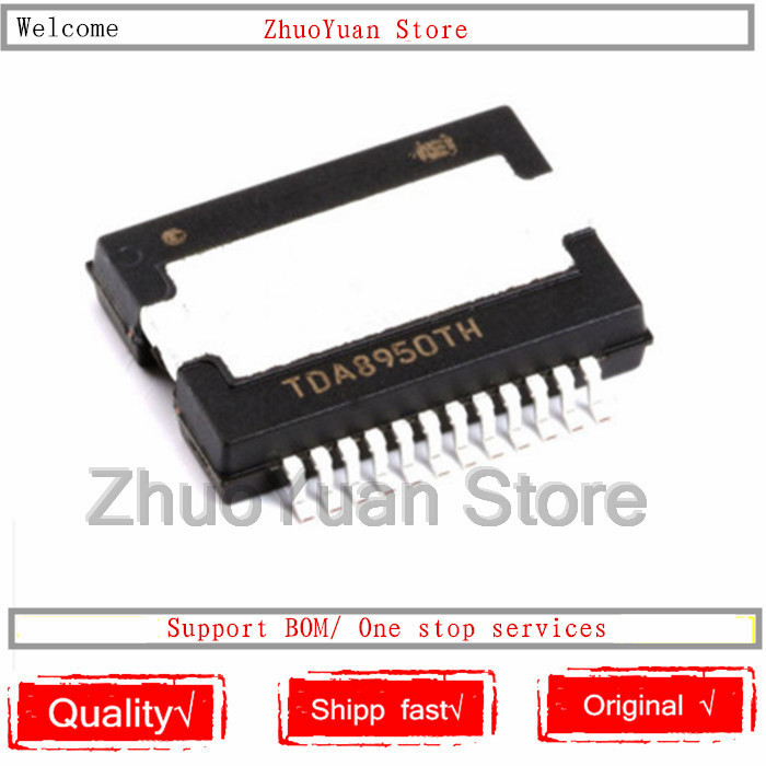 1PCS/lot TDA8950TH TDA8950 HSOP-24 New Original IC Chip