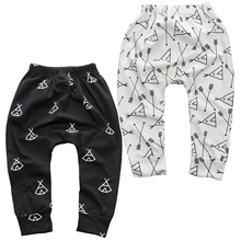Geometric Pattern Baby Pant