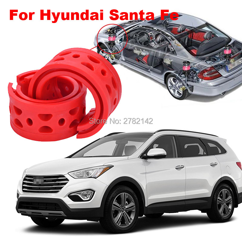 High-quality Front /Rear Car Auto Shock Absorber Spring Bumper Power Cushion Buffer For Hyundai Santa Fe  high quality front rear car auto shock absorber spring bumper power cushion buffer for volvo xc70