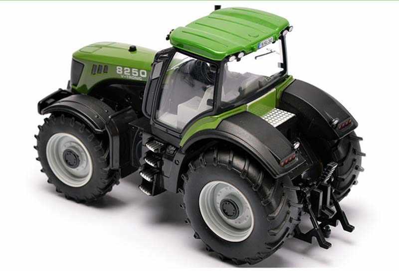1:30 Besar Truck Farm Tractor Bulldozer Model Simulasi Tinggi Mobil Mainan Paduan Teknik Logam Anak Laki-laki Mainan Mobil