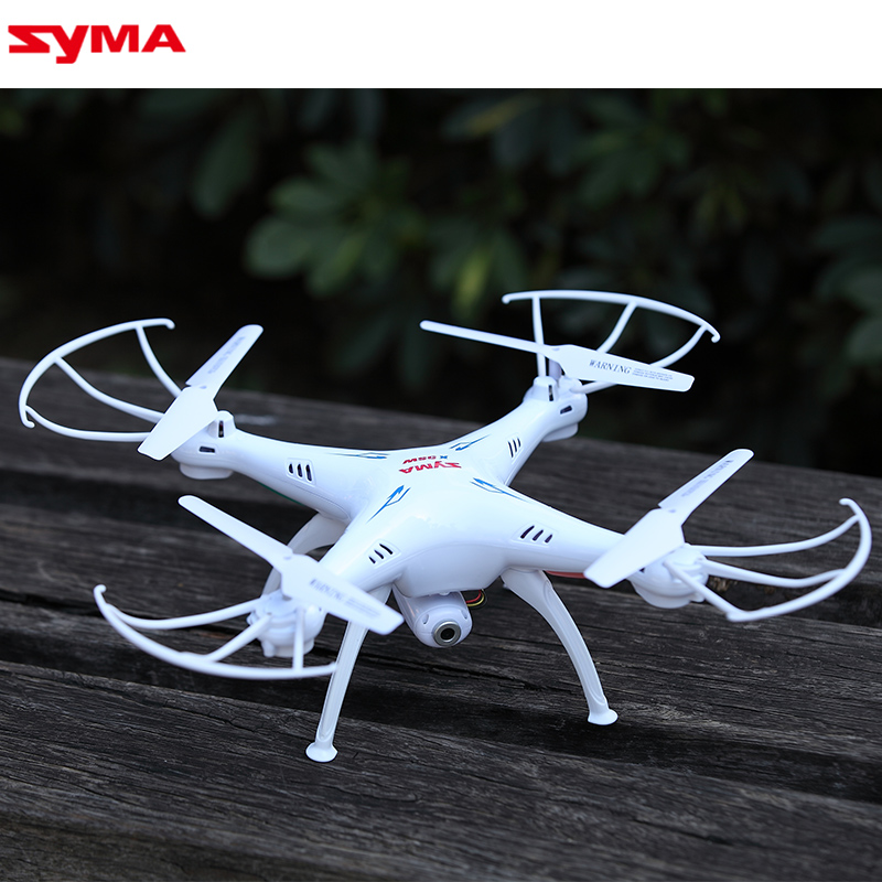 Syma RC Quadcopter Drone X5SW X5HW Wifi FPV HD Camera Real Time Transmission 4CH 2.4G Remote Control Helicopter RC Drones Toy леска монофильная sufix xl strong x10 clear 100м длина 100 м диам 0 45 мм тест 15 4 кг