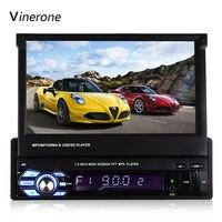 Car Radio 1 Din 7'' inch LCD Touch Screen Bluetooth Car Audio USB FM MP3 MP5 Auto Radio Car Multimedia Player Autoradio 1din