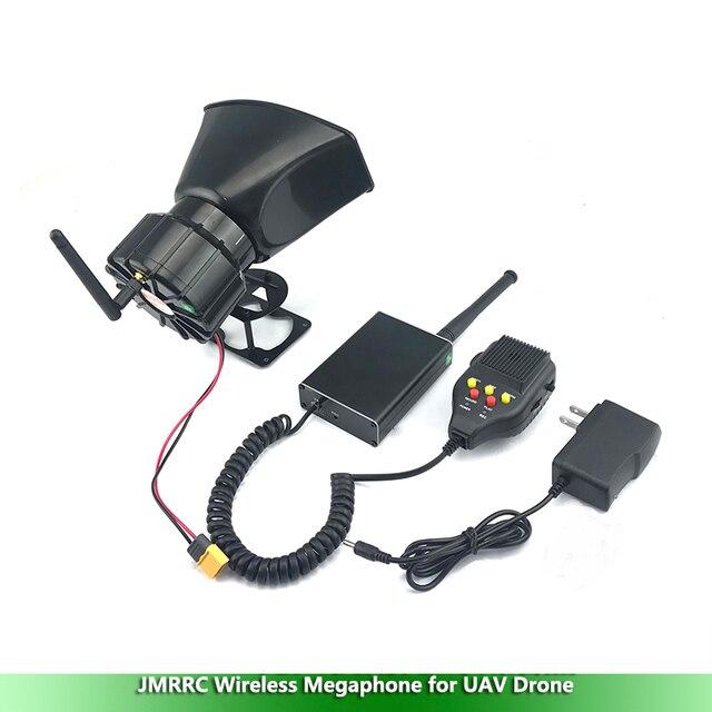 DIY Dron aerial inalámbrico megafone UAV sistema de llamadas para plataforma de vuelo agrícola