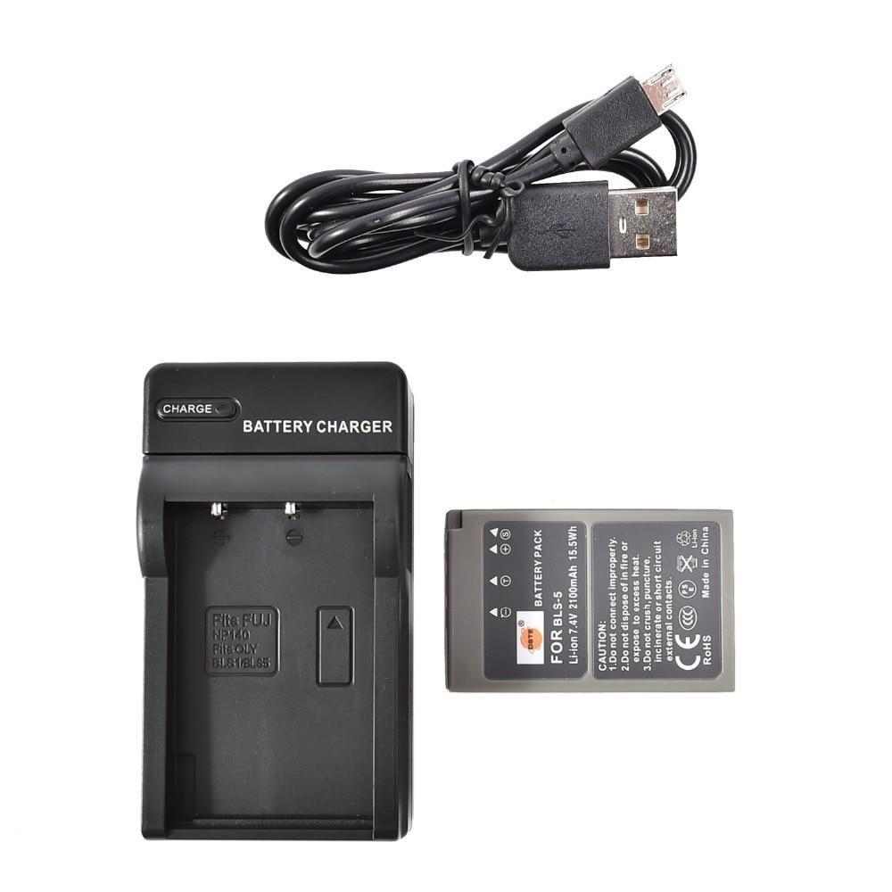 DSTE PS-BLS5 BLS-5 Li-ion Battery with USB Port Charger for Olympus E-420 E-450 E-600 E-620 E-P1 E-PL1 E-PLE15 E-PM1 CameraDSTE PS-BLS5 BLS-5 Li-ion Battery with USB Port Charger for Olympus E-420 E-450 E-600 E-620 E-P1 E-PL1 E-PLE15 E-PM1 Camera