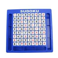스도쿠 큐브 번호 게임 스도쿠 퍼즐 아이 성인 수학 장난감